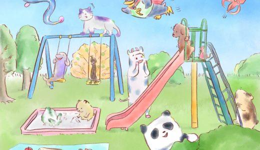 【わんちゃんのくらし展】第2回ライブドローイング レポ